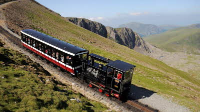 Offer image for: Snowdon Mountain Railway - Book for our 9am departure and receive a great discount!