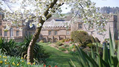 Offer image for: Forde Abbey & Gardens - Two for the price of one OR half price entry for lone travellers