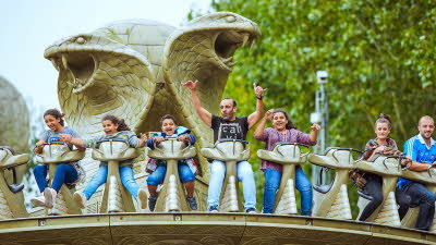 Offer image for: Chessington World of Adventures - Up to 15% discount
