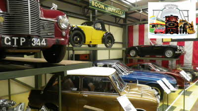Offer image for: Grampian Transport Museum - Two for the price of one