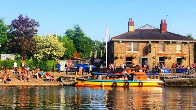 Offer image for: Bristol Ferry Boats - Discounted travel on our daily waterbus service.
