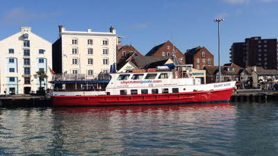 Offer image for: City Cruises Poole - Two for the price of one on our Harbour & Island Cruises