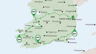Escape to Ireland
