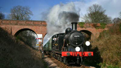 Offer image for: Bluebell Railway - Advanced online discount for the All Day Rover ticket