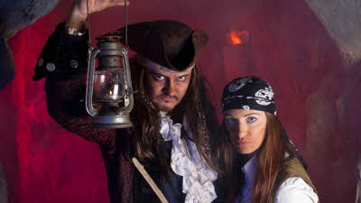 Offer image for: Pirate's Quest - 10% off the full admission price for adults and children
