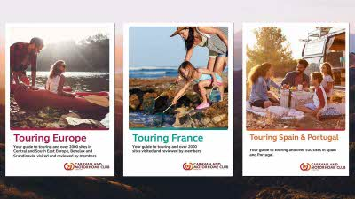 Overseas touring guides bundle offer