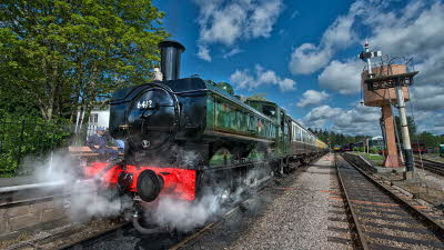 Offer image for: South Devon Railway - £1.00 off standard Adult and Senior Citizen fares, 50p off standard Child fares.
