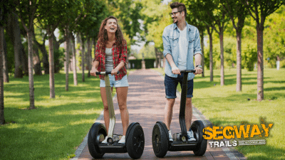 Offer image for: Segway Trails - Bedale, North Yorkshire - 10% off for Members of the Caravan and Motorhome Club.