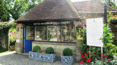 Offer image for: Battle Museum of Local History - Free booklet for Caravan Club members with vouchers