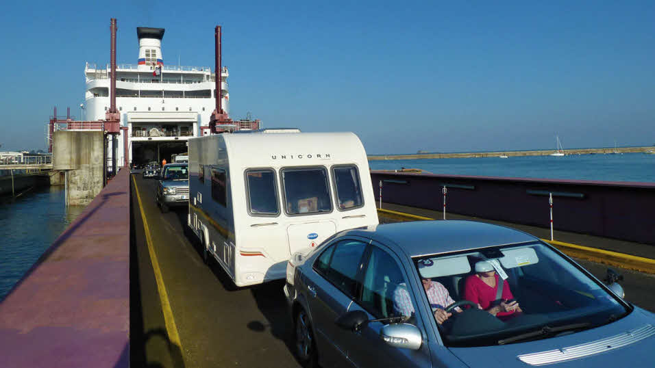 Portsmouth To Le Havre Ferry >> Brittany Ferries The Caravan Club
