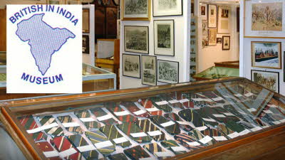Offer image for: British In India Museum - Two for the price of one