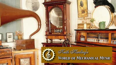 Offer image for: Mechanical Music Museum - Two for the price of one
