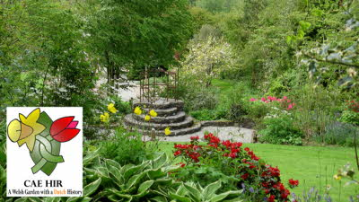 Offer image for: Cae Hir Gardens - 25% off admissions.