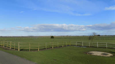 Wellwood Farm, LN4 4DT, Lincoln, field, fence,