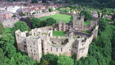 Offer image for: Ludlow Castle - 10% discount