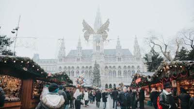 Christmas Market, Austria