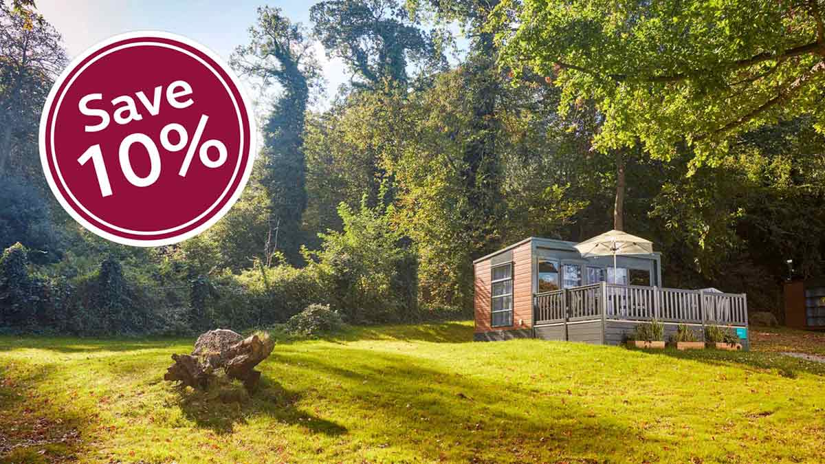 glamping in the UK is an exciting alternative to camping and caravanning and club members save 10 per cent when booking through our sister brand experience freedom