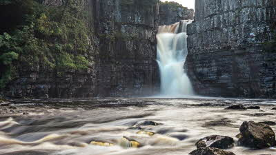 Offer image for: High Force Waterfall - 10% off waterfall admission.