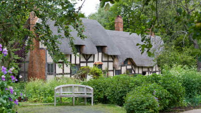 Offer image for: Anne Hathaway's Cottage & Gardens - 30% discount on the Full Story Ticket.