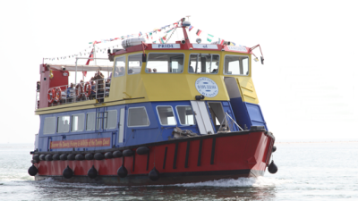 Offer image for: Stuart Line Cruises - One free child when accompanied by two full paying adults