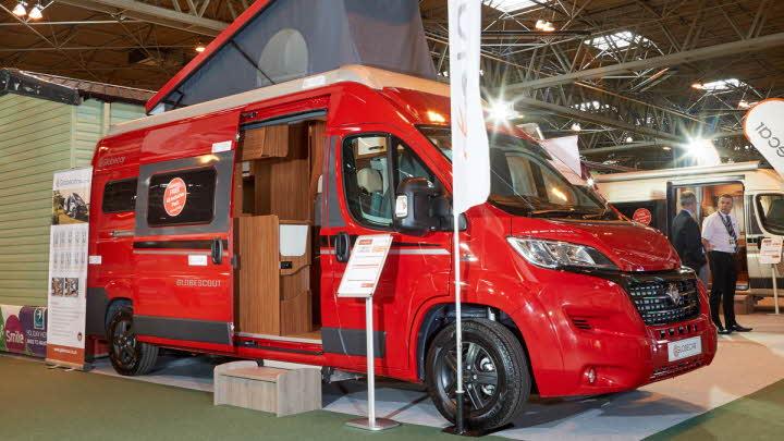 Globecar Roadscout R Winner Of The Van Conversions