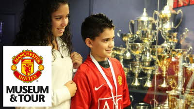Offer image for: Manchester United Museum & Tour Centre - Two for the price of one