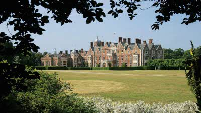 Offer image for: The Sandringham Estate - One free child ticket when accompanied by one full paying adult to either the Gardens and Museum or House, Gardens and Museum.