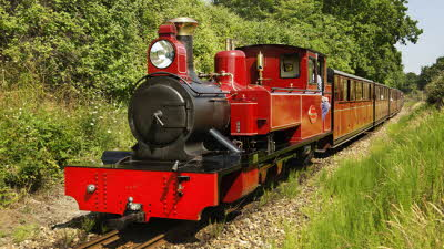 Offer image for: Bure Valley Railway - £1.00 off per adult return fare for up to 6 people