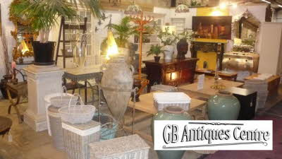 Offer image for: GB Antiques Centre - Buy one get one free on adult tickets only