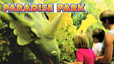 Offer image for: Paradise Park - Two for the price of one