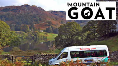 Offer image for: Mountain Goat Tours - 10% off tour prices - Pre-booking required code CARAVAN
