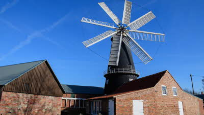 Offer image for: Heckington Windmill - 10% discount