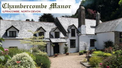 Offer image for: Chambercombe Manor - One half price adult or child when accompanied by one full paying adult.