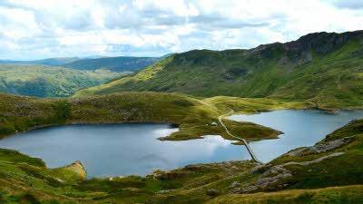 Llyn Llydaw walk, Snowdonia