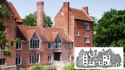 Offer image for: Harvington Hall - Two for one admission to Hall & Gardens