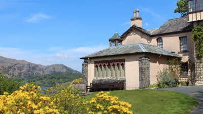 Offer image for: Brantwood - John Ruskin's Home - £1 off entry.