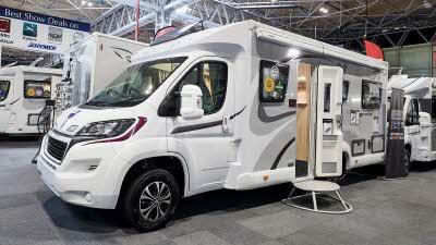 Vehicles 4 Leisure Elddis Prestige 195