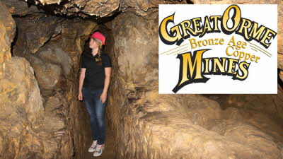Offer image for: Great Orme Mines - One free child with every full paying adult