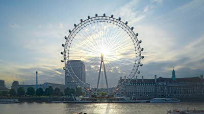 Offer image for: London Eye - 23% discount - Pre-booking required