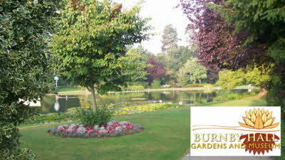 Offer image for: Burnby Hall Gardens and Museum - Two for the price of one or 50% off for single members