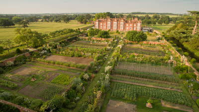 Offer image for: Helmingham Hall Gardens - Two for the price of one