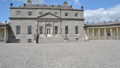 Offer image for: Russborough House & Parklands - Two for the price of one admission for the guided house tour.