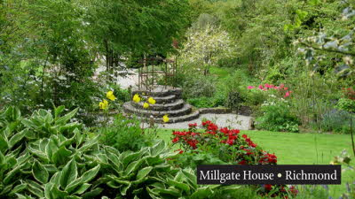 Offer image for: Millgate House & Gardens - Two for the price of one.