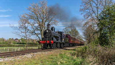 Offer image for: Ecclesbourne Valley Railway - Two for one on adult day rover tickets.