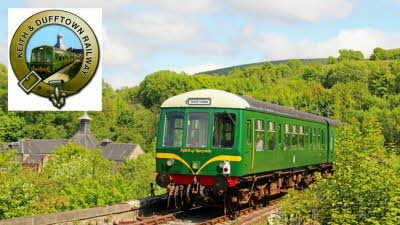 Offer image for: Keith & Dufftown Railway - One free child when accompanied by one full paying adult