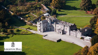 Offer image for: Leighton Hall - Two for one on adult admissions only. Discounted Family admission.