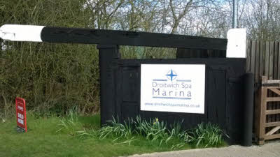 Droitwich Spa Marina, WR9 7DU