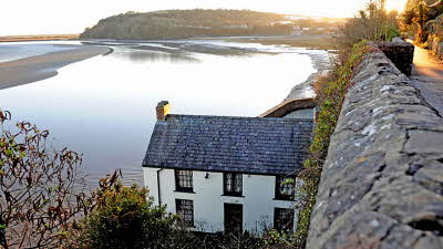 Offer image for: Dylan Thomas Boathouse - 2 for 1