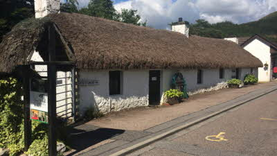 Offer image for: Glencoe Folk Museum - Two for the price of one