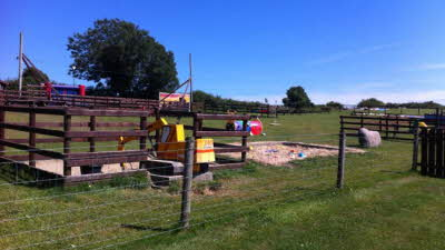 Offer image for: Funny Farm Adventures - One adult free with one paying child